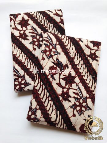 Kain Batik Jogja Motif Parang Kembang 2,5m