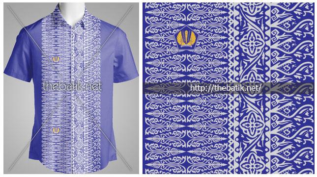 DITJEN PERPAJAKAN - Pesanan Jasa Cetak Batik Design Seragam Batik Custom