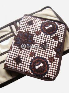 Souvenir Seminar Kit Buku Binder Batik Klasik