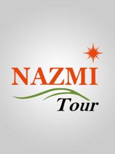 Desain Motif Custom Seragam Batik Umroh Balikpapan Nazmi Tour