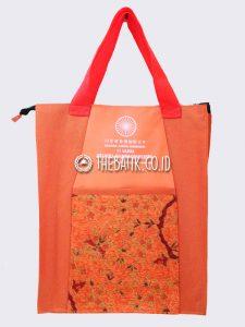 Souvenir Tas Jinjing Eksklusif Batik Warna Custom