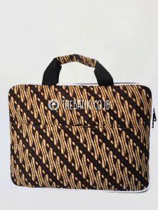 Souvenir Tas Laptop Softcase Batik Jogja Murah
