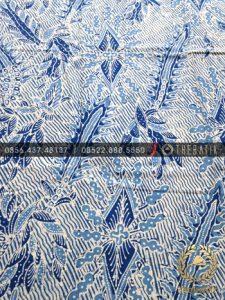 Kain Bahan Baju Batik Tulis Warna Alam Galaran Pakis