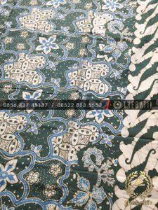Kain Batik Warna Alam Bahan Baju Motif Sekarjagad