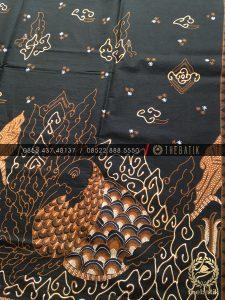 Batik Tulis Cirebon Motif Keraton Motif Sarang Garuda