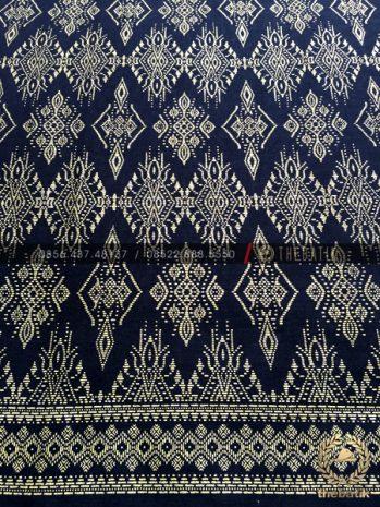 Kain Batik per Roll Model Songket Prada Emas