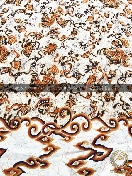 Kain Batik per Meter Bahan Motif Batik Tuban