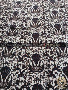 Kain Batik Klasik Sogan Motif Sidomukti