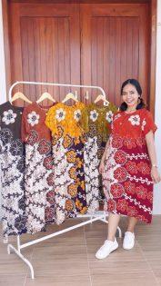 Daster Batik Pekalongan Printing Murah Santung