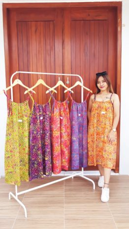 Daster Batik Gemes Setali Agung Rejeki