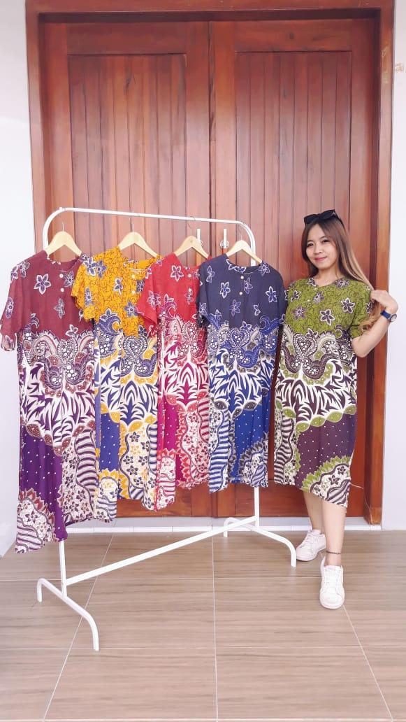 Daster Batik Pekalongan Printing Murah