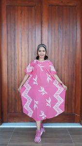 Daster Lowo Batik Putri Elia