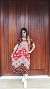 Baju Daster Batik Ratu Busana Cantik
