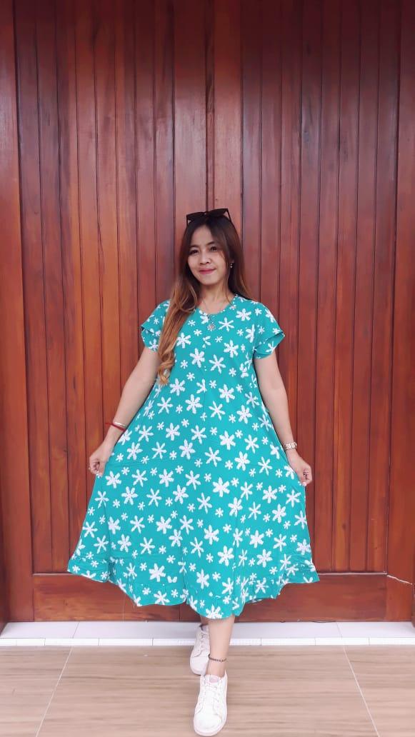 Baju Daster Batik Semi Payung Imanies
