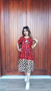 Baju Daster Batik Semi Payung Yulia