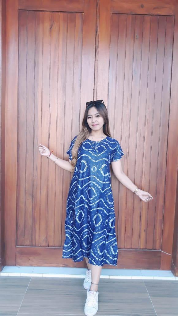 Baju Daster Batik Yulia Semi Payung