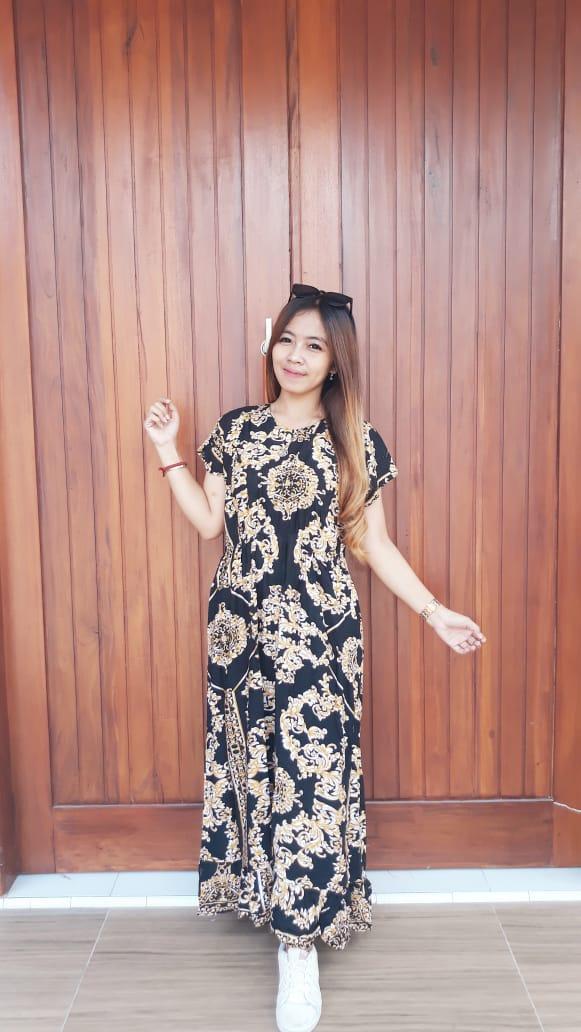 Baju Sackdress Batik Modern Payung Sultan