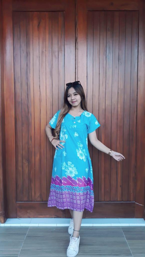 Daster Batik Murah Semi Payung Yulia