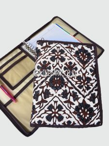 Souvenir Seminar Kit Buku Binder Batik Jogja