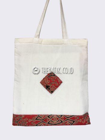 Souvenir Tas Blacu Jogja Batik Custom Sablon