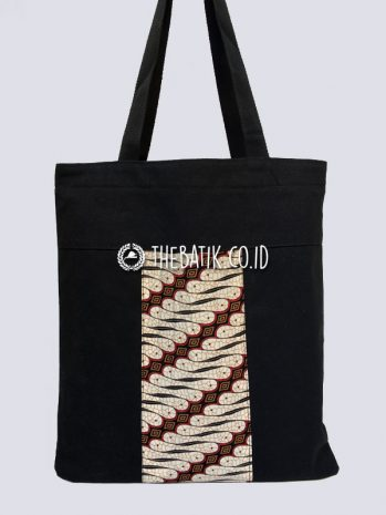 Souvenir Tas Kanvas Batik Goodiebag Promosi