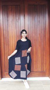 Baju Daster Batik Kekinian Santai di Rumah