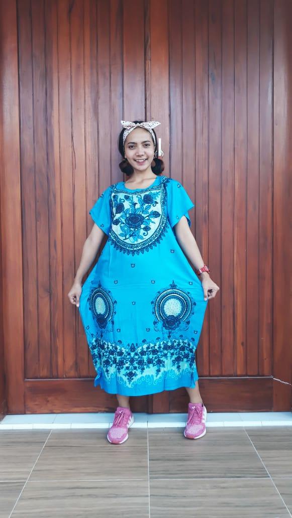 Daster Batik Pendek Murah Bahan Printing