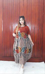 Baju Daster Batik Kelelawar Bahan Rayon Super