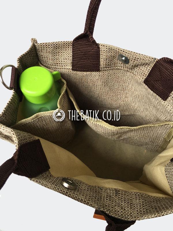 Souvenir Tas Bekal Lunch Bag Goni Marhen