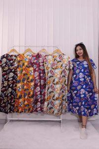 Daster Batik Murah Semi Payung Bahan Rayon