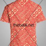 Pesan Batik Motif Sendiri – Design Seragam Batik Custom 2 Warna : Merah, Kuning