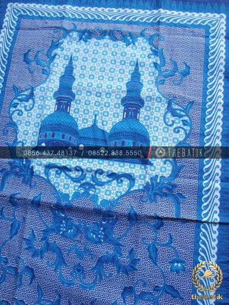 Hampers Sajadah Batik Souvenir Parcel Bingkisan Lebaran