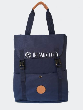 Tas Ransel Laptop Kanvas 3 in 1 Tote Bag Jinjing