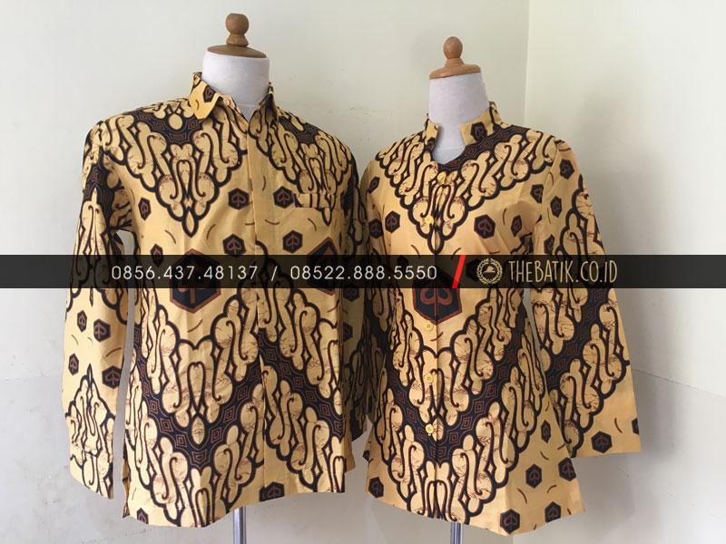 Pesanan Baju SERAGAM BATIK MTQ Panitia Guru Sekolah di KALSEL