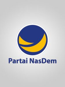 Seragam Batik Partai Nasional Demokrat (NASDEM)