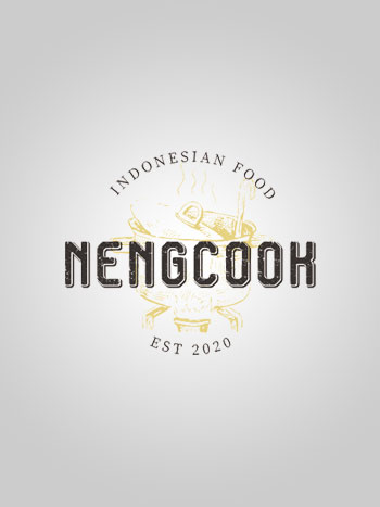 NENG COOK - Tas Karung Goni Bordir Satuan Souvenir Gift Bag Hampers
